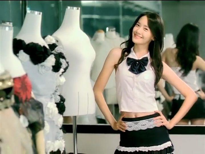 Yoona into the new world